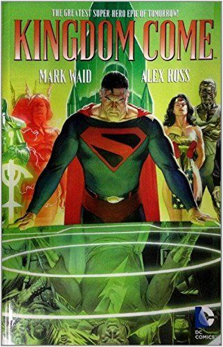 DC COMICS KINGDOM COME TRADE PAPERBACK TPB ALEX ROSS SUPERMAN NEW PRINTING 1