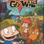 Rugrats Go Wild PC CD cartoon vacation marooned jungle adventure animal game! 3