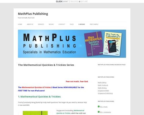 Mathematical Quickies & Trickies 1