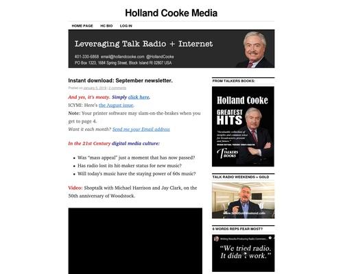 Holland Cooke Media 1