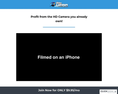 Iphone Video Hero - Make Incredible Videos With Your Iphone! 1