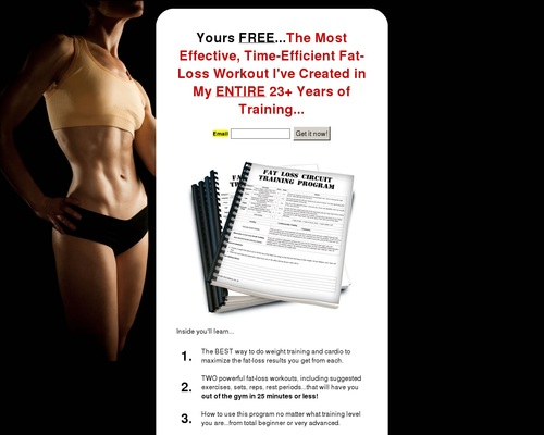 Nick Nilsson - Training eBooks and Products 1