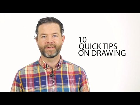 10 Quick Drawing Tips 1