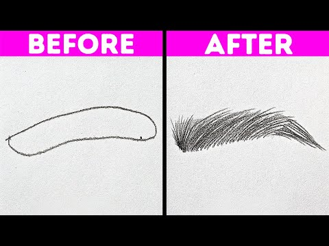 31 COOL TIPS TO IMPROVE YOUR DRAWING SKILLS 1