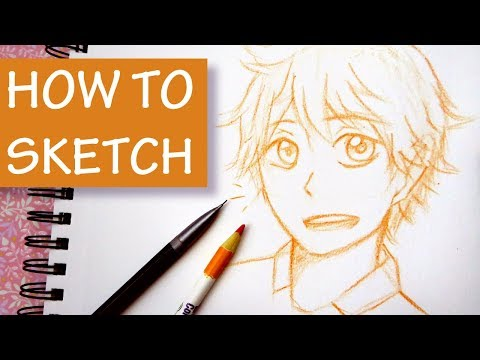 How to Sketch for Beginners: Tips on How to Improve Your Sketches 1