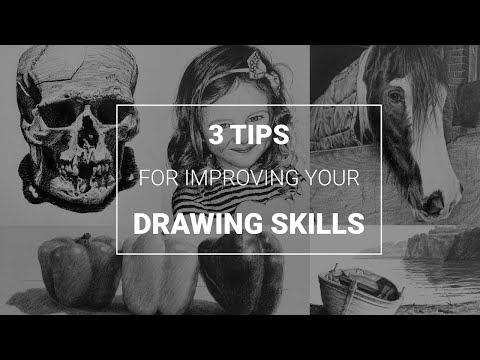 Improve Your Drawing & Sketching Skills with These 3 Quick Tips 1