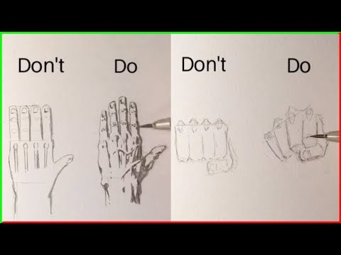 26 DRAWING TIPS YOU'D WISH YOU'D KNOWN SOONER 1