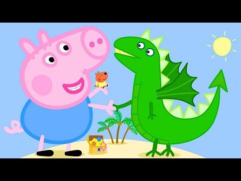 Live: Peppa Pig's Funny Drawing | Kids Cartoon 1