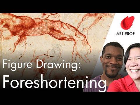 FORESHORTENING Tips for Figure Drawing 1