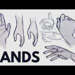 How to Draw Hands // My Tips & Tricks! 1