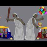 Granny vs Spiderman, Hulk Rickshaw Funny Animation Part 11 - Drawing Cartoons 2 1