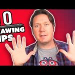10 Drawing Tips for Digital Artists That Will Make You Better at Art 5