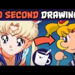 Drawing Cartoon Characters In 30 Seconds 2