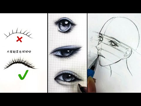 HOW TO DRAW LIKE A PRO. Drawing Tutorials And Tips 1
