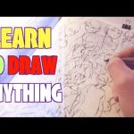 The Fastest Way To Get Better At Drawing! - How To Draw 2