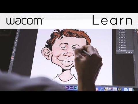 How to start drawing cartoons - MAD Magazine illustrator Tom Richmond gives advice 1