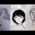 tiktok art tips and tutorials to help you in drawing (3) 5