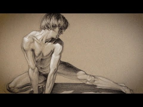 Preview | Figure Drawing Tips with Brent Eviston 1