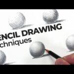 Pencil Drawing Techniques 3