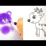 EASY AND COOL DRAWING TRICKS. SIMPLE DRAWING TUTORIALS AND TIPS 3