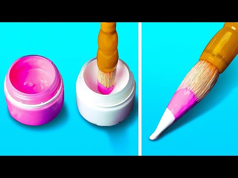 Cool Painting Tricks And Clever Drawing Tips That Will Improve Your Art Skills 1