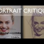 Five Tips For Drawing A Portrait Likeness 2