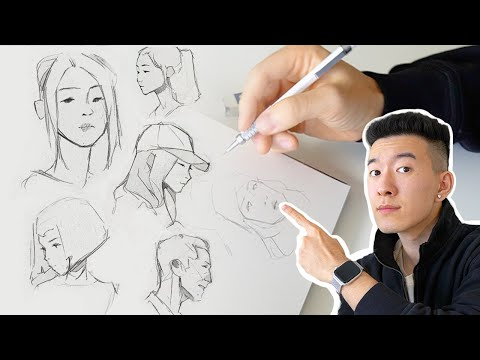 The Best Way to Practice DRAWING 1