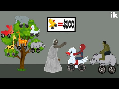 Granny vs Spiderman, Hulk Funny Animations Part 19 Drawing Cartoon 2 HD 1