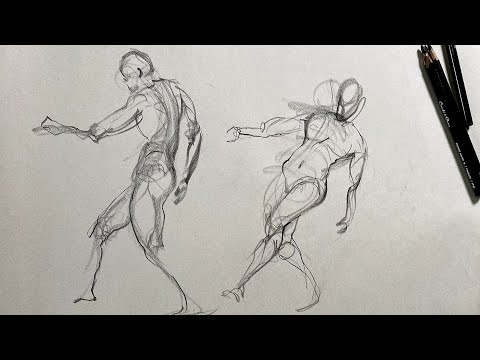 3 Tips for Gesture Drawing 1